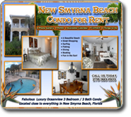 New Smyrna Beach Condo for Rent