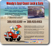 Woody's Beachside Lock and Safe